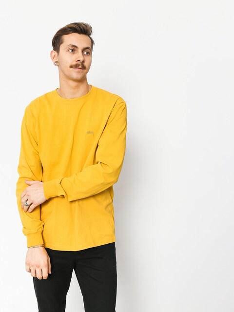 Longsleeve Stussy Stock (mustard)