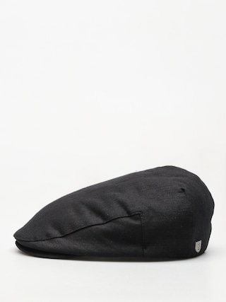 Kaszkiet Brixton Hooligan Snap ZD (black linen)