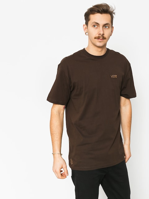 T-shirt Vans Vans X Independent (dark chocolate)