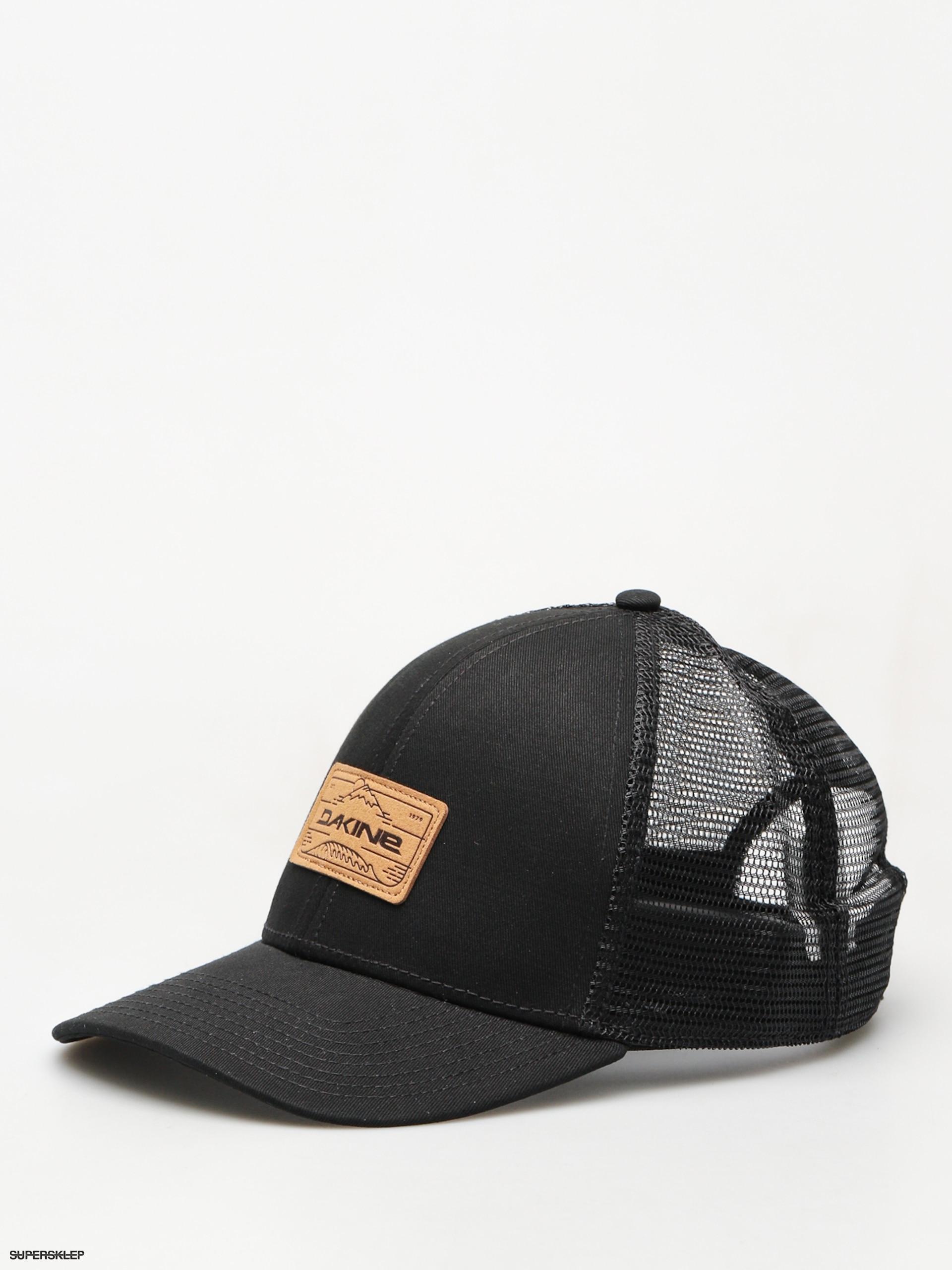 Czapka z daszkiem Dakine Peak To Peak Trucker ZD (black) 2b9a2ee0632