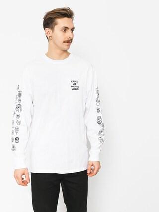 Longsleeve Vans Vans X Cult (white)