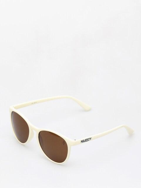 Okulary przeciwsłoneczne Majesty Rush (beige/polarised brown lens)