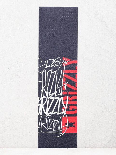 Papier Grizzly Griptape Scrawl (black)