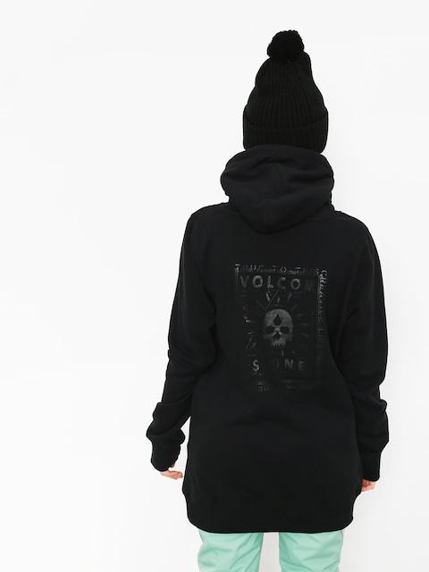 Bluza z kapturem Volcom Costus HD Wmn