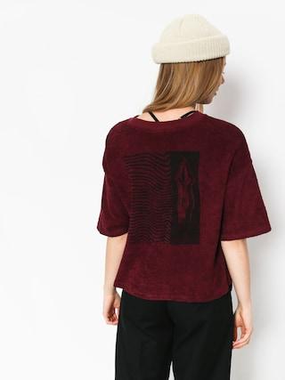T-shirt Volcom Recommended 4 Me Wmn (bur)