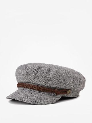 Bosmanka Brixton Fiddler Cap (heather grey/cream)