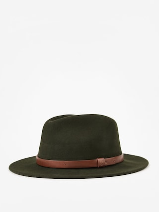 Kapelusz Brixton Messer Fedora (hunter)