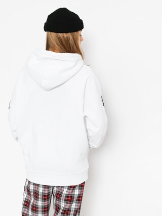 Bluza z kapturem Volcom Gmj HD Wmn (wht)