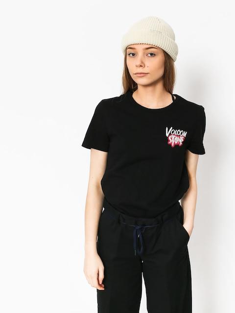 T-shirt Volcom Skullactic Wave Wmn