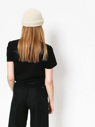 T-shirt Volcom Skullactic Wave Wmn (blk)
