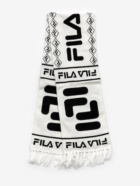 Szalik Fila F Box Scarf (bright white)