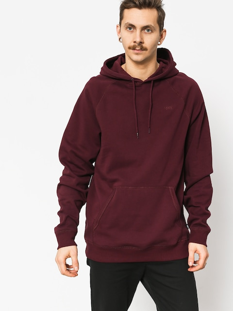 Bluza z kapturem Vans Versa HD (port royale)