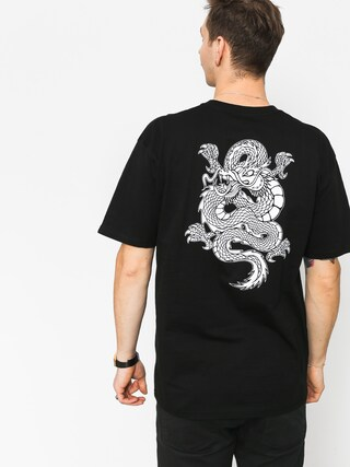 T-shirt Vans Puff (black)