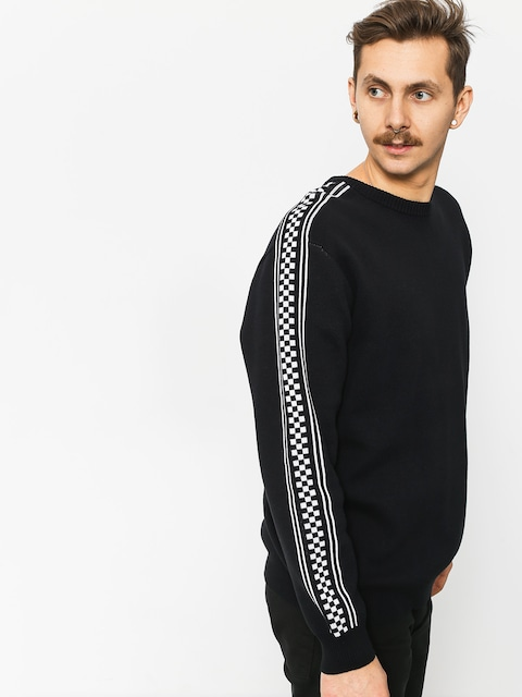 Sweter Vans Check Yo Sleeve (black)