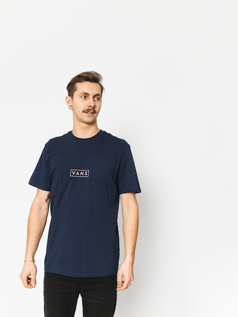 T-shirt Vans Vans Easy Box (dress blues/khaki)