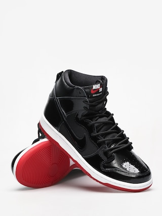 Buty Nike SB Sb Zoom Dunk High Tr (black/black white varsity red)