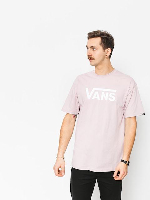 T-shirt Vans Vans Classic (violet ice/white)