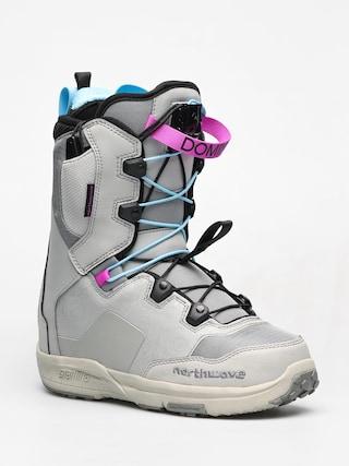 Buty snowboardowe Northwave Domino SL Wmn (grey)
