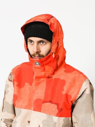 Kurtka snowboardowa DC Defy (incense dcu camo men)