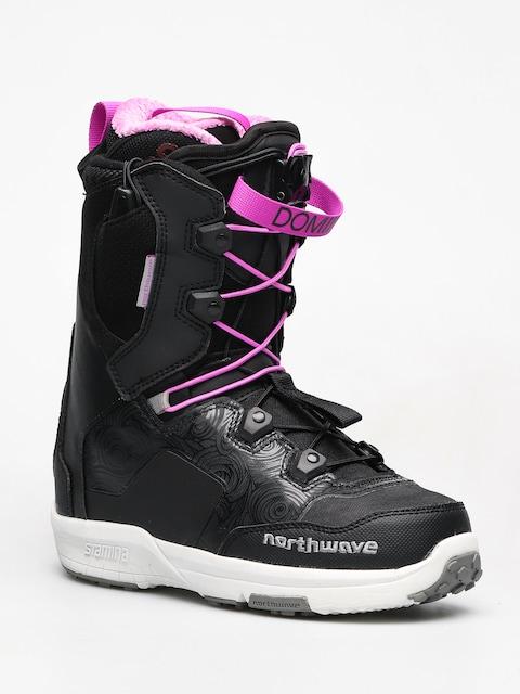 Buty snowboardowe Northwave Domino SL Wmn (black)