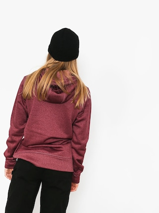 Bluza z kapturem Burton Oak HD Wmn (port royal heather)