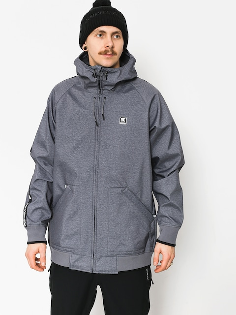 Kurtka snowboardowa DC Spectrum (neutral gray heather)