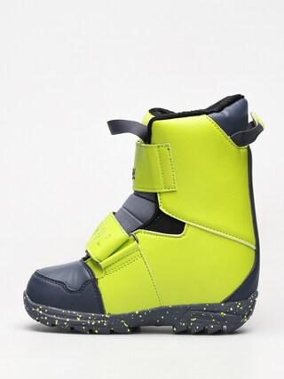 Dziecięce buty snowboardowe Northwave Lf Kid (lime)