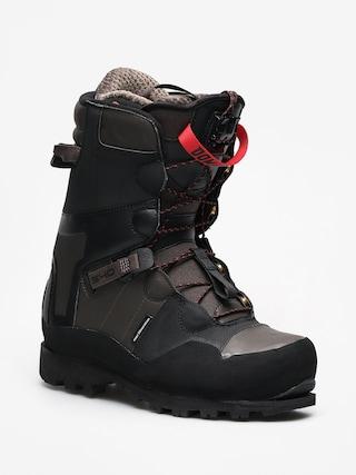 Buty snowboardowe Northwave Domain CR (black/brown)