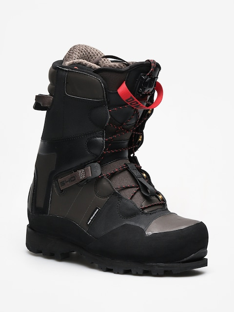 Buty snowboardowe Northwave Domain CR (black/brown)