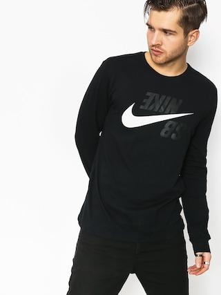 Longsleeve Nike SB Sb Backwards (black/phantom)