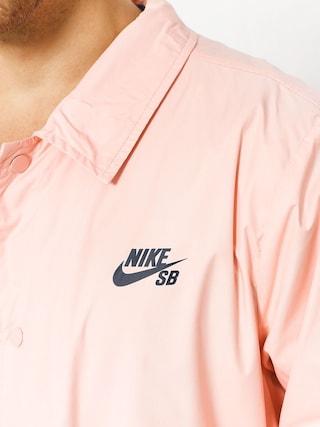 Kurtka Nike SB Sb Shield (storm pink/obsidian)