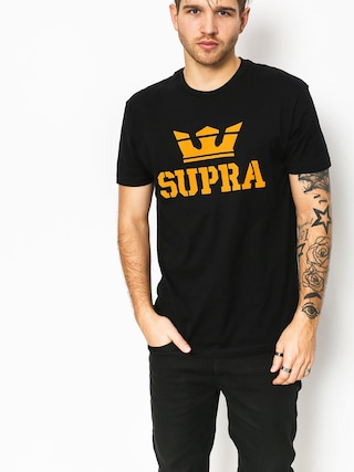 T-shirt Supra Above Reg (black)