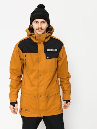 Kurtka snowboardowa Westbeach Daredevil (brown sugar)