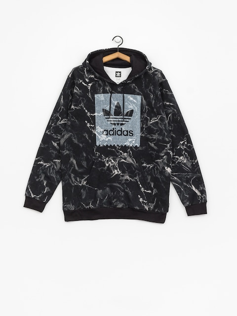 Bluza z kapturem adidas Mrble Aop HD