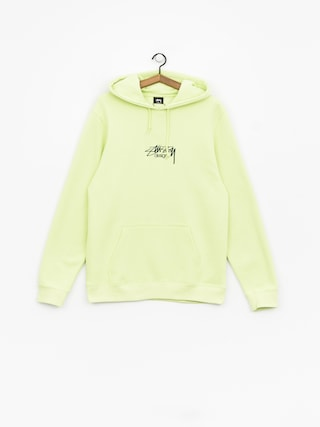 Bluza z kapturem Stussy Stussy Design App HD (pale green)