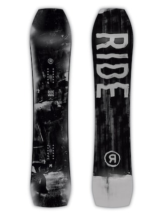 Deska snowboardowa Ride Warpig (grey/black)