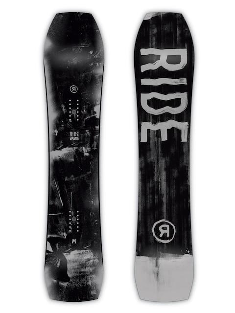 Deska snowboardowa Ride Warpig (grey/black)