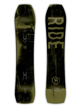 Deska snowboardowa Ride Warpig (green/black)