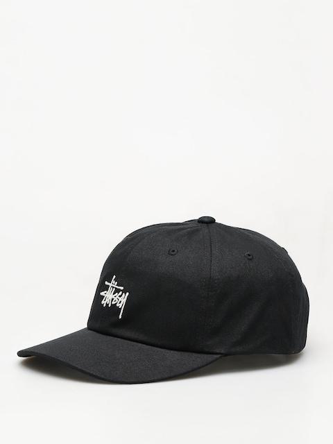 Czapka z daszkiem Stussy Ho18 Stock Low Pro ZD (black)