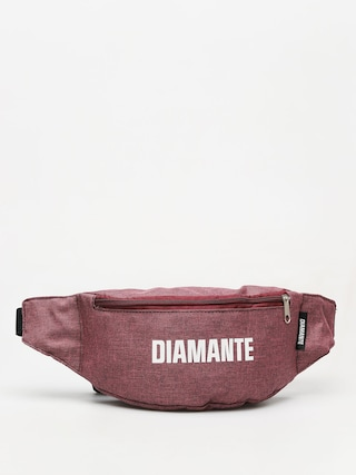 Nerka Diamante Wear White Logo (maroon)