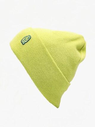 Czapka zimowa Tabasko Logo (yellow/green)