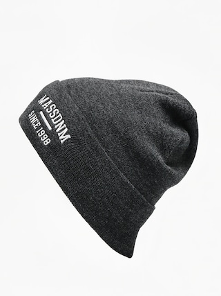 Czapka zimowa MassDnm Campus (dark heather grey)