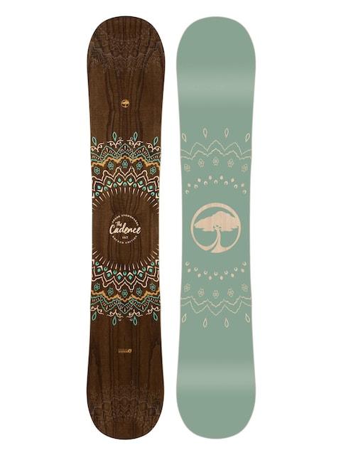 Deska snowboardowa Arbor Cadence Rocker Wmn