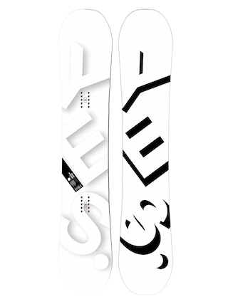 Deska snowboardowa Yes Basic (white/black)
