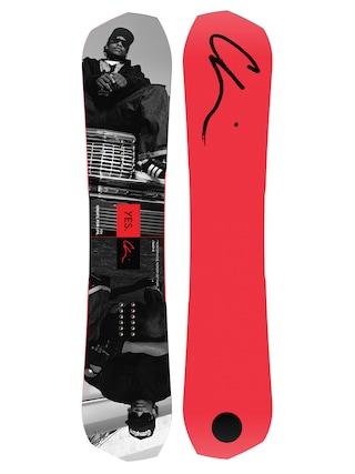 Deska snowboardowa Yes Greats Chi Wmn (easy e/red)