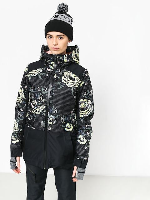 Kurtka snowboardowa Roxy Tb Snowflake Wmn (torah's roses)