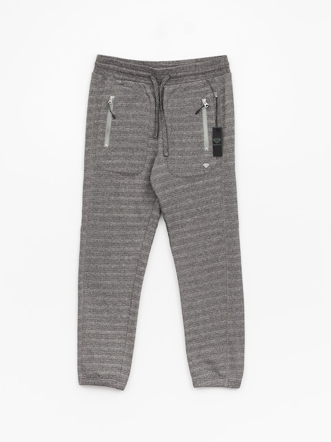 Spodnie Diamond Supply Co. Diamante Sweatpants (heather grey)