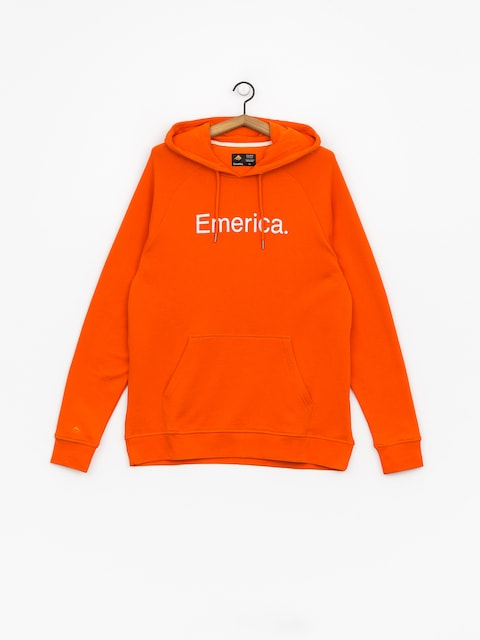Bluza z kapturem Emerica Purity HD (orange)