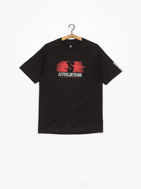T-shirt Es Athletic Co (black)