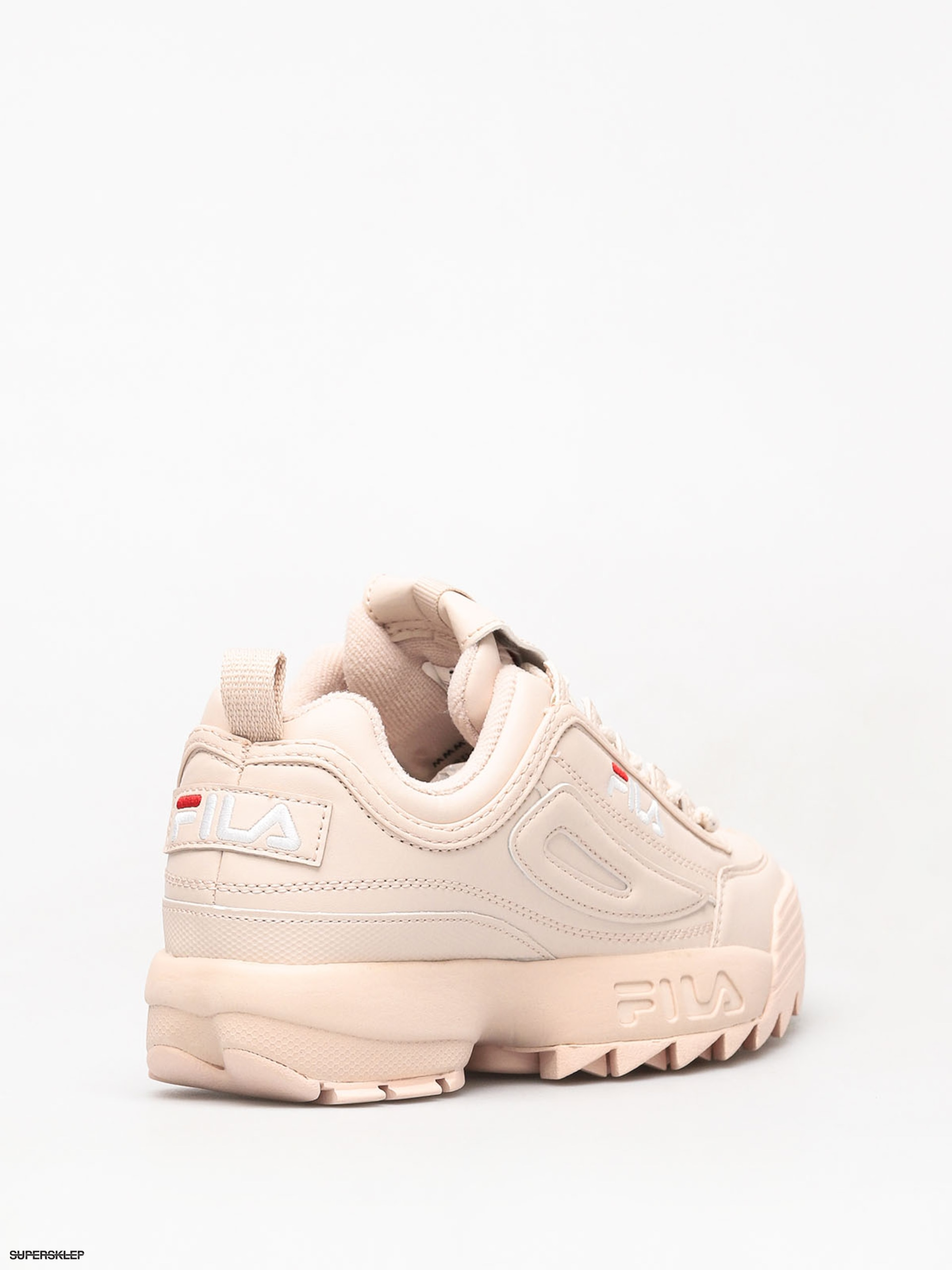 FILA Disruptor Low Wmn Peach Whip | Footshop